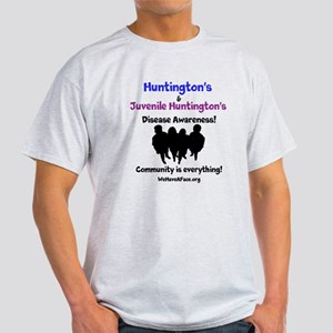 Hd/jhd Awareness - Light T-Shirt