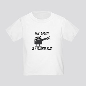 My daddy is a helicopter pilot T-Shirt