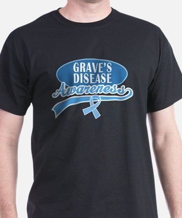 Graves Disease support T-Shirt