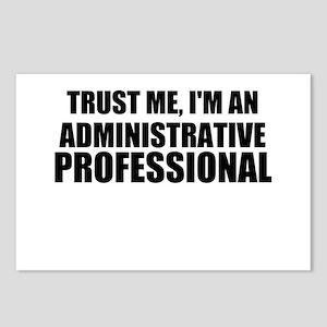Trust Me, I'm An Administrative Professional Postc