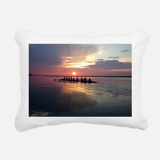 Cute Crew Rectangular Canvas Pillow