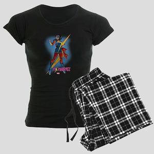 Ms. Marvel Favorite Women's Dark Pajamas