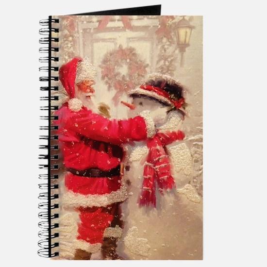 Cute Christmas Journal