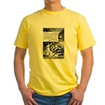 The Limited Mail 1899 Yellow T-Shirt