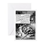 The Limited Mail 1899 Greeting Cards (Pk of 20)
