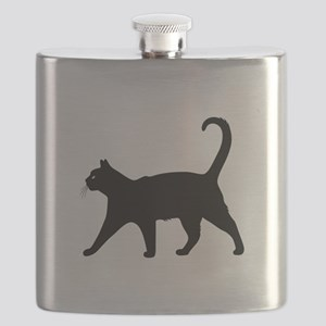 Black Cat Flask