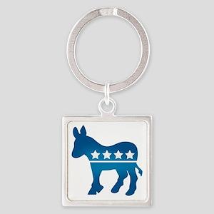 Democrat Donkey Keychains