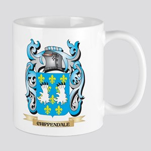 Chippendale Coat of Arms - Family Crest Mugs
