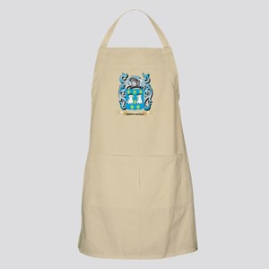 Chippendale Coat of Arms - Family Cres Light Apron