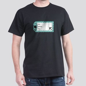 Luggage Name Tag T-Shirt
