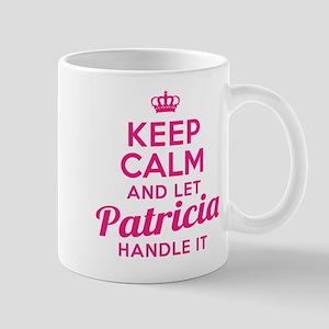 Keep Calm Patricia Mugs