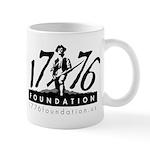 1776 Foundation Logo Coffee Mug Mugs