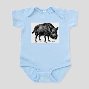 Wild Boar Infant Creeper