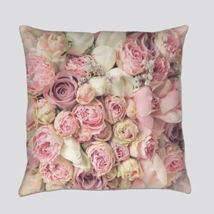 Roses Everyday Pillow