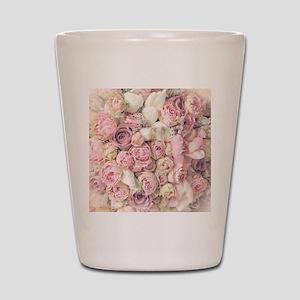 Roses Shot Glass