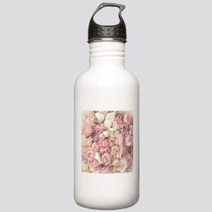 Roses Water Bottle