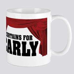 Curtains for Carly Mugs
