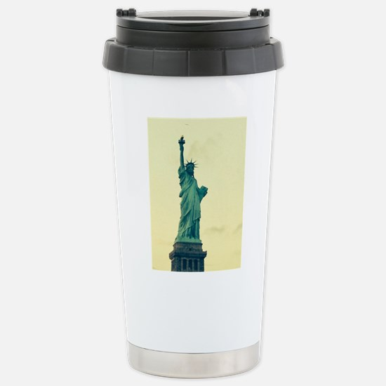 Statue of Liberty Good Stainless Steel Travel Mug