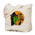 I am BOO-tiful Tote Bag
