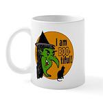 I am BOO-tiful Mug