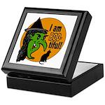 I am BOO-tiful Keepsake Box