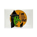 I am BOO-tiful Rectangle Magnet (100 pack)