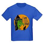 I am BOO-tiful Kids Dark T-Shirt