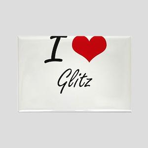 I love Glitz Magnets