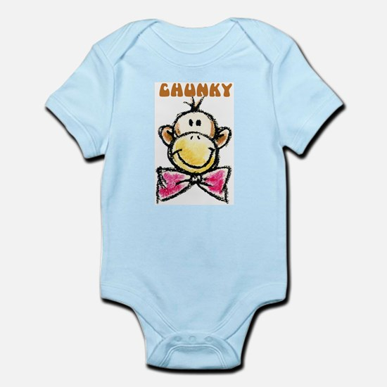 Chunky Monkey Body Suit