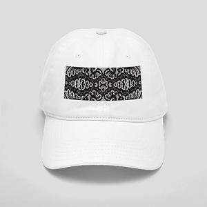 Paris vintage black lace Cap
