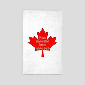 Pure Canadian Area Rug