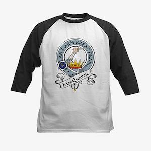 MacQuarrie Clan Badge Baseball Jersey