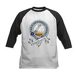Clan macquarrie Baseball T-Shirt