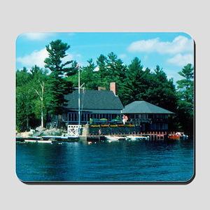 Lake Sunapee Yacht Club Mousepad