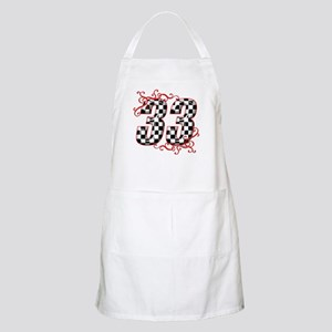 RaceFashion.com 33 BBQ Apron