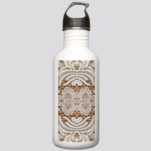 girly hipster vintage Stainless Water Bottle 1.0L