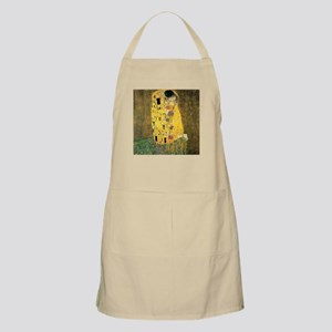 The Kiss - Gustav Klimt Apron