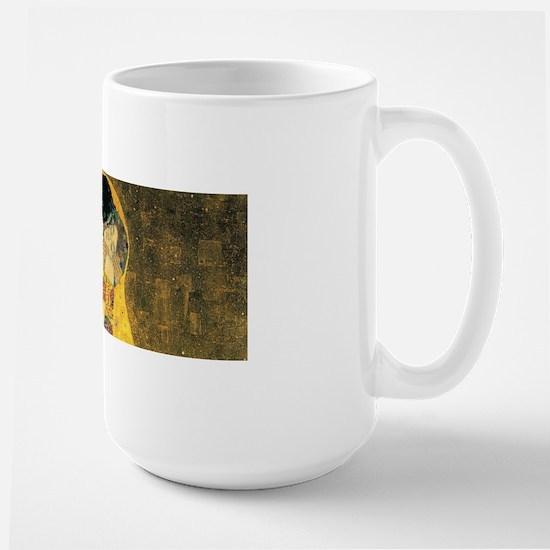 The Kiss - Gustav Klimt Mugs