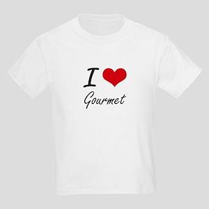 I love Gourme T-Shirt