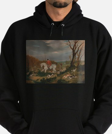 The Suffolk Hunt - John Frederick Hoodie (dark)