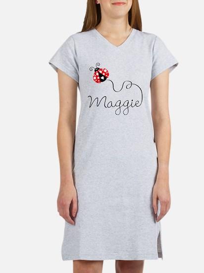 Ladybug Maggie Women's Nightshirt
