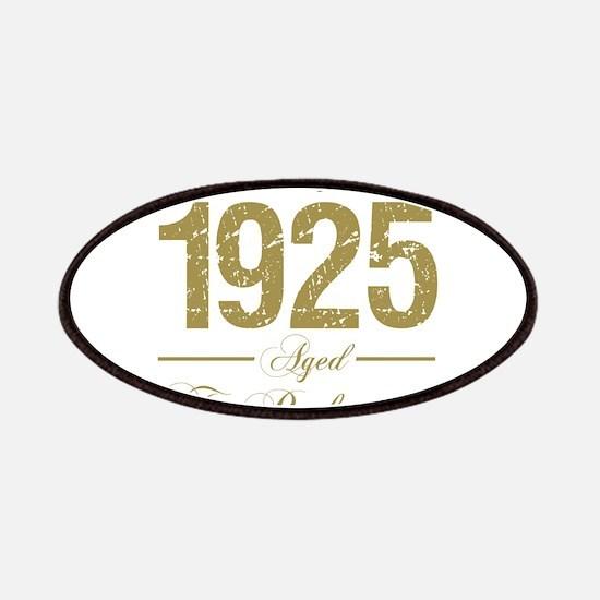 Vintage 1925 Birthday Patch
