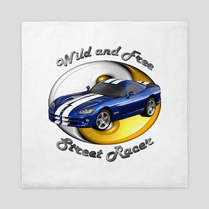 Dodge Viper Queen Duvet