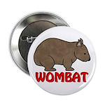 Wombat Logo Button
