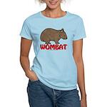 Wombat Logo Women's Light T-Shirt