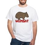 Wombat Logo T-Shirt