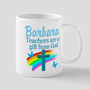 PRAYING TEACHER Mugs