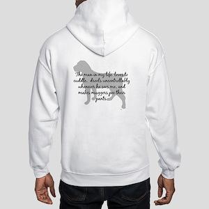 Boerboel Man in my Life Hooded Sweatshirt
