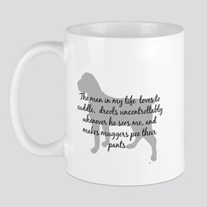 Boerboel Man in my Life Mug