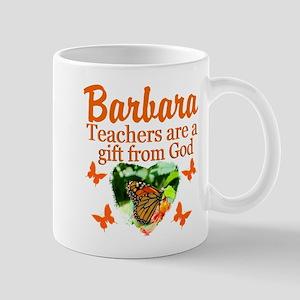 GOD LOVING TEACHER Mugs
